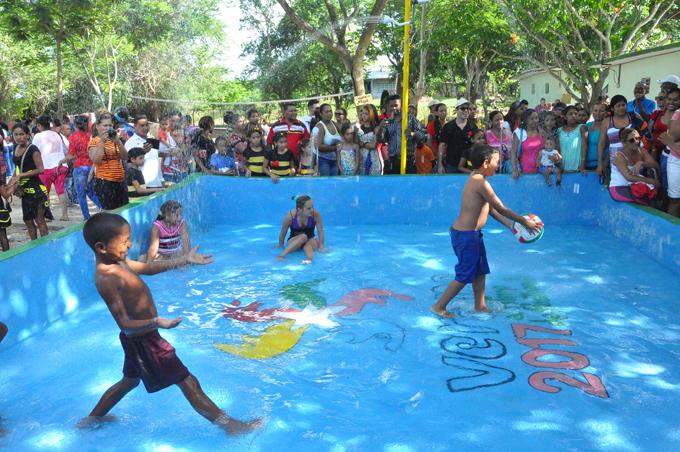 Inauguran Campamento de pioneros en Río Cauto, Granma