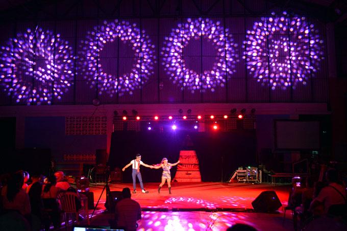Disfrutó Bayamo espectáculo del Circo Nacional de Cuba