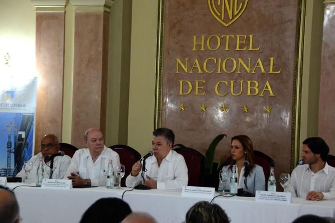 Estrechan Cuba y Colombia vínculos políticos y comerciales