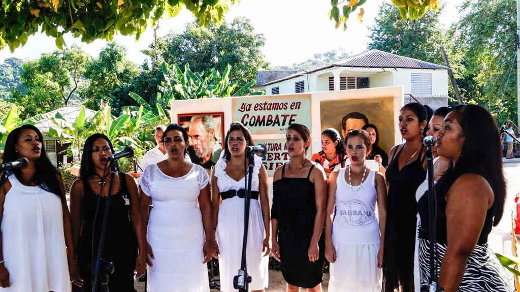 """Sector de Cultura en Buey Arriba también de """"26"""""""