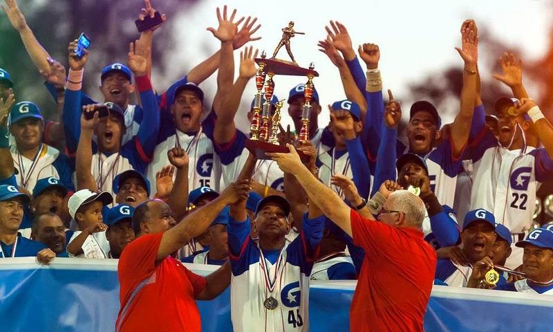 Cambio de hora de inauguración de Serie Nacional de Béisbol