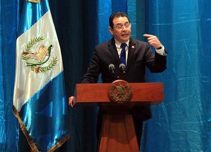 Afirman que Guatemala está cerca de la parálisis de gobierno