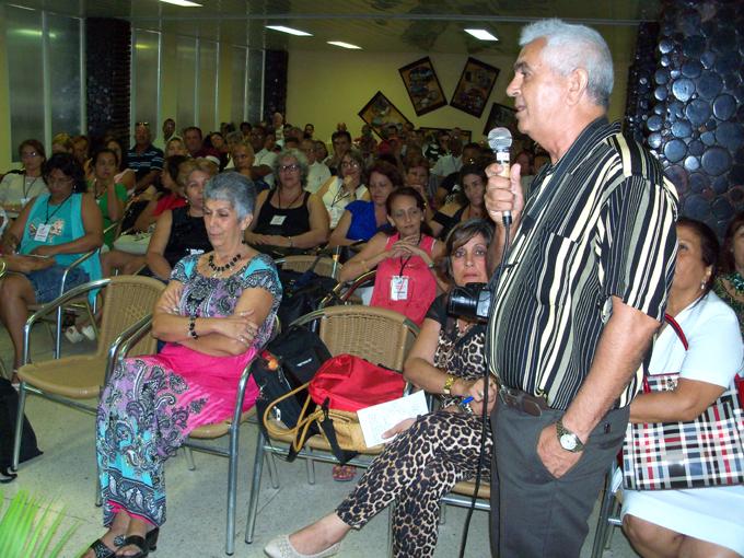 Concluye Unaicc en Granma proceso previo al VIII Congreso de la organización (+ fotos y audios)