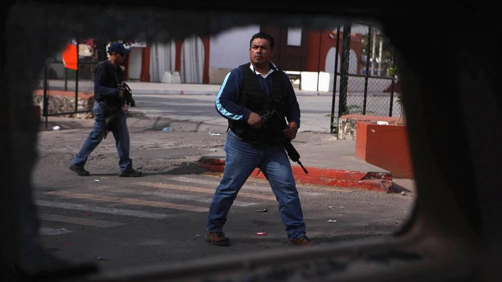 Mes más violento en México — Junio