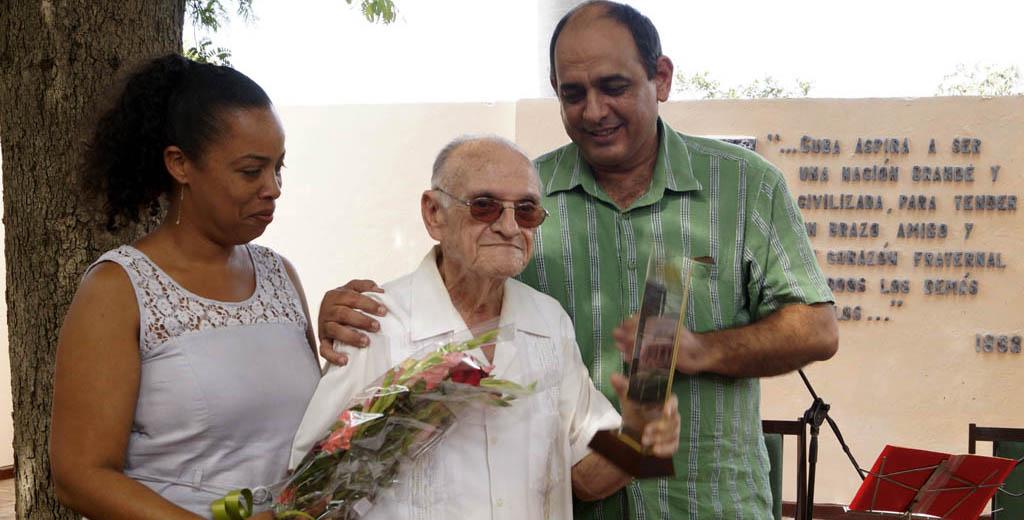 Fallece el Héroe Nacional del Trabajo Miguel Bermúdez Oliver