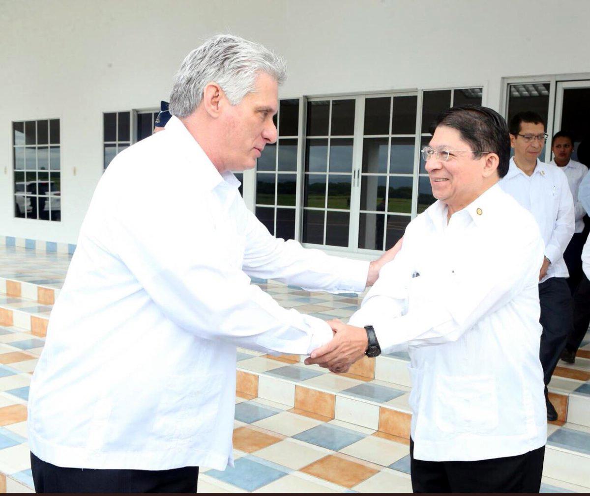 Presente Cuba en celebración de efemérides patria en Nicaragua (+ fotos)