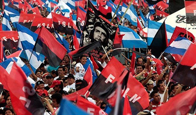 Celebra Nicaragua aniversario 38 de la Revolución Popular Sandinista