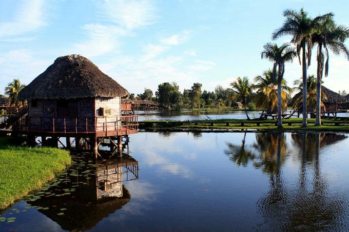 Ciénaga de Zapata: ciencia para el desarrollo y la conservación