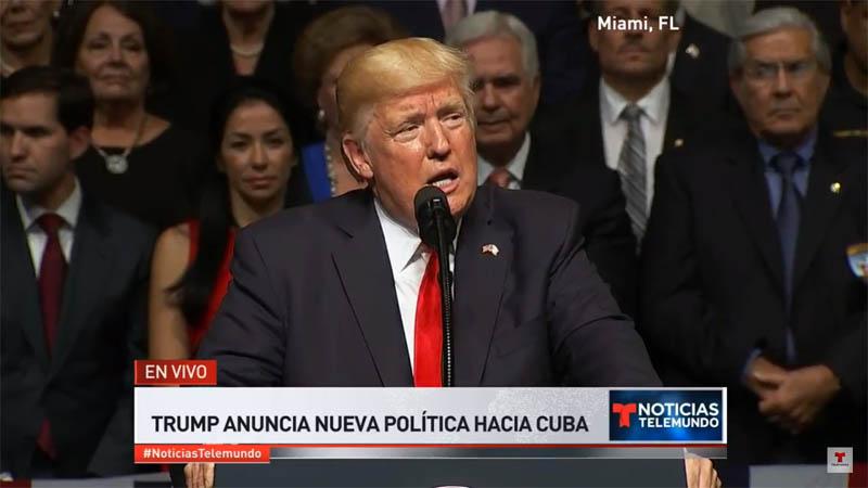 Memorando de Trump sobre Cuba deja incertidumbre en las relaciones
