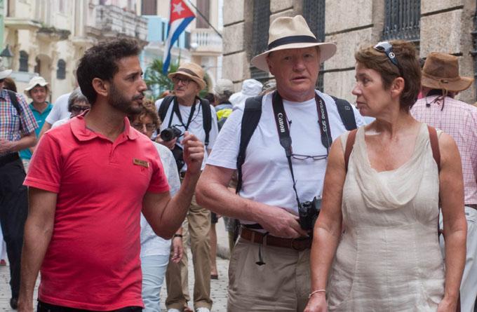 Cuba acogió a tres millones de turistas en lo que va de año