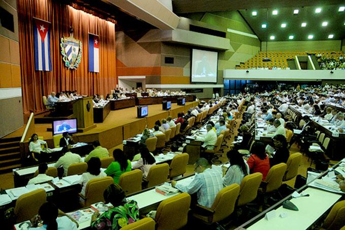 Comenzó trabajo en comisiones el Parlamento cubano
