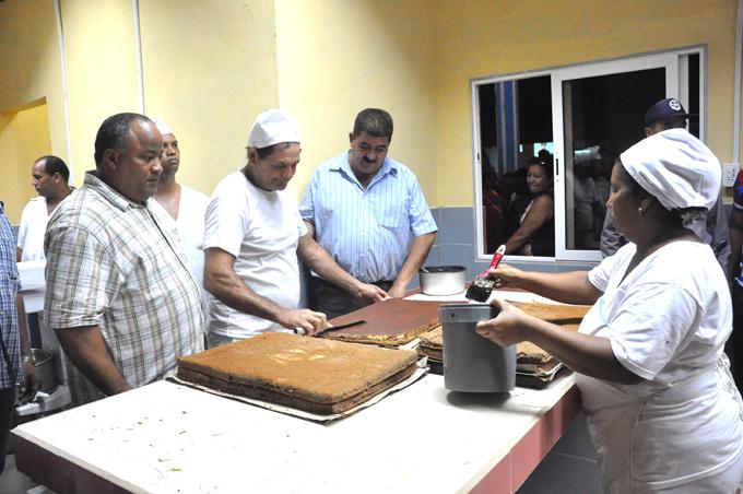 Obras para beneficiar a la población de Granma