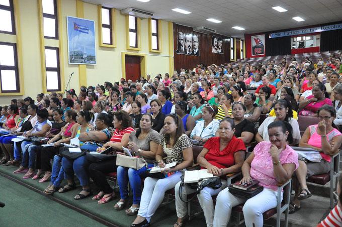 Granma, provincia Destacada en emulación de la Federación de Mujeres Cubanas