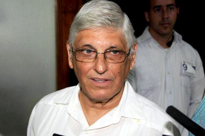 Ratifica gobierno cubano solidaridad con Revolución bolivariana