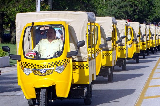 Nuevo servicio de transporte en Bayamo