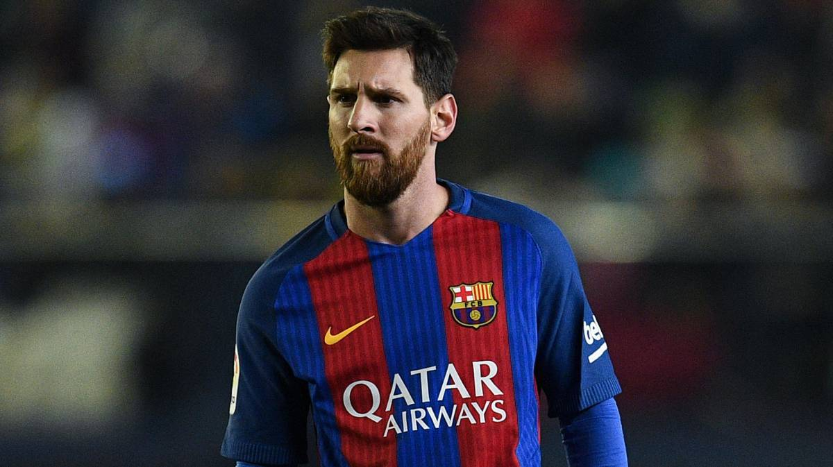 Oficial: Leo Messi será del Barcelona hasta 2021
