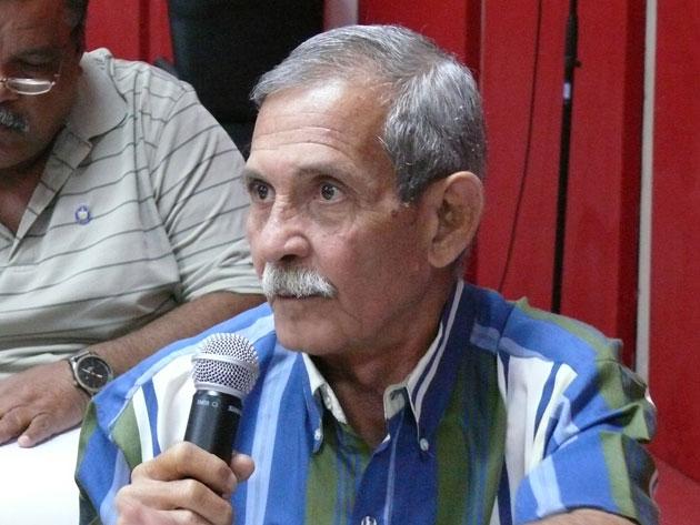 Falleció el destacado revolucionario Amado Hamut Moreno