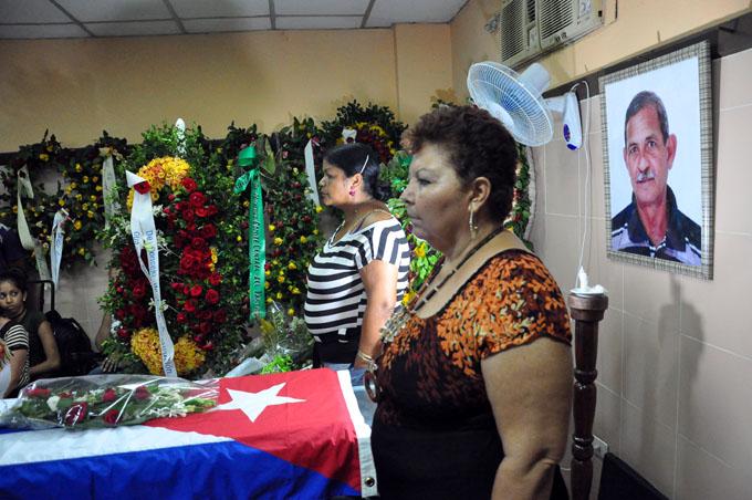 Sentida expresión de duelo por fallecimiento de Amado Hamut (+ fotos)