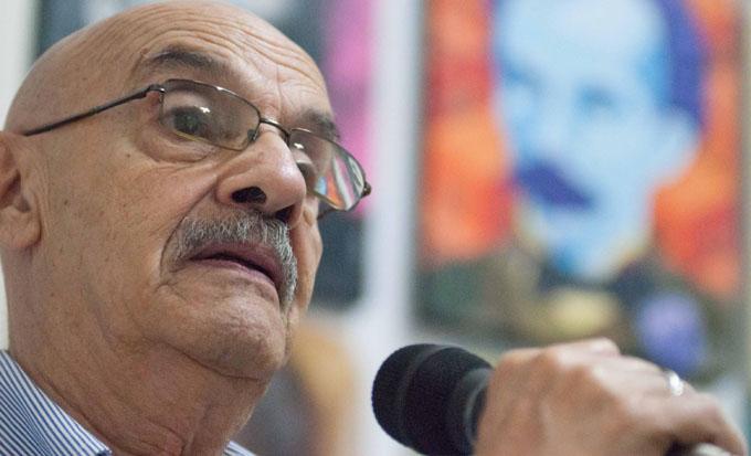 Falleció hoy Antonio Moltó, presidente de la Unión de Periodistas de Cuba