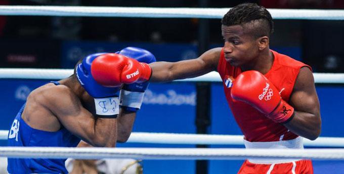 Cubano Argilagos asegura bronce en Mundial de Boxeo