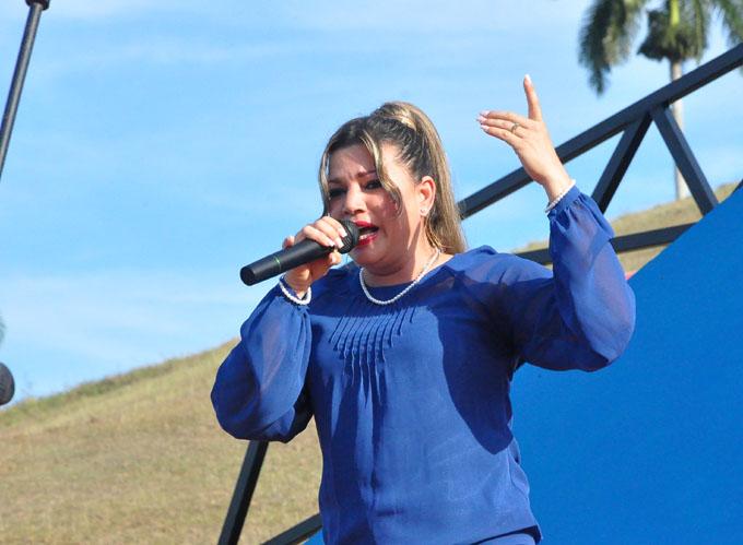 Ary Rodíguez: Una cubana afortunada