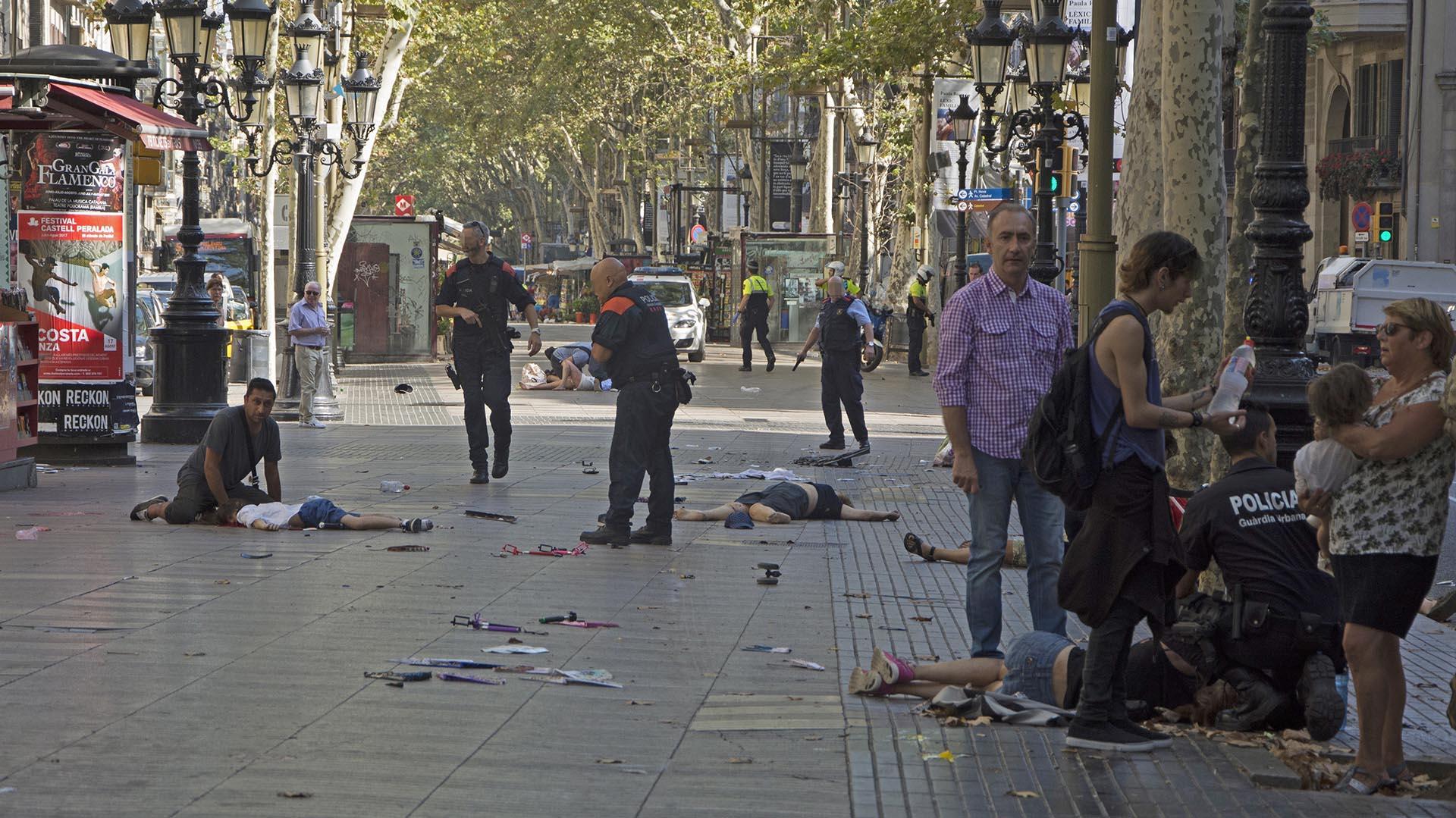 Envía Raúl mensaje de condolencias tras los atentados en Barcelona