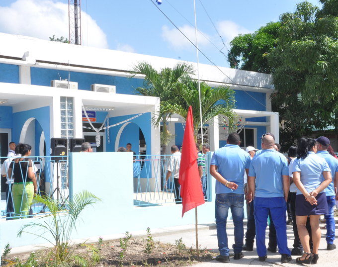 Etecsa en Granma ejecuta inversiones por más de un millón de pesos