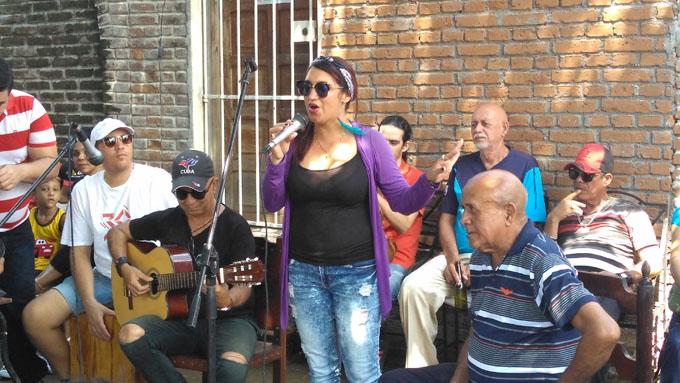 Despiden el verano afiliados de la Uneac en Granma con feria gastronómica-cultural