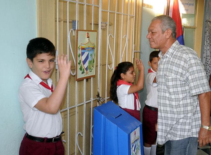 Elecciones en Cuba:  La Revolución engendró la democracia