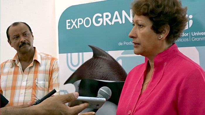 Exhorta Ministra de Educación a aprovechar potencialidades de Expo Granma