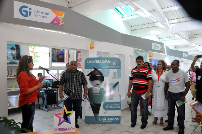 Recoge Expo Granma Especial renglones económicos  promovidos por Fidel (+ fotos)