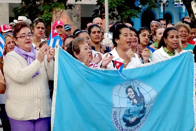 Conmemoran en Granma aniversario 57 de la FMC