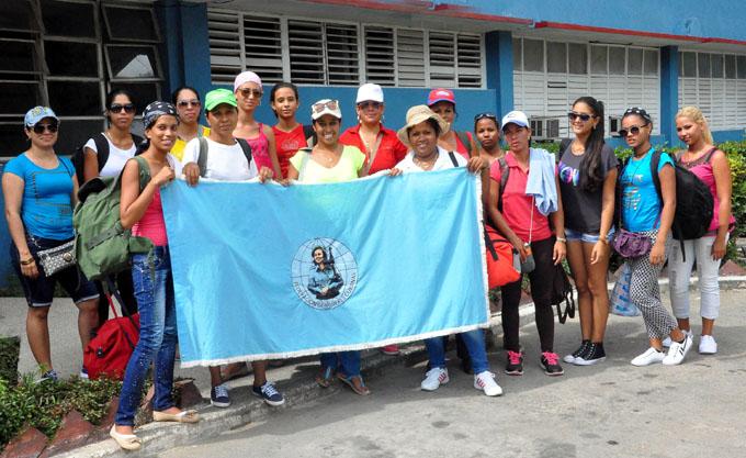 Conmemoran en la Comandancia de La Plata aniversario de la FMC