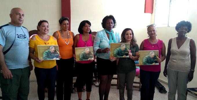 Intercambia Federación de Mujeres Cubanas con trabajadoras de la radio granmense