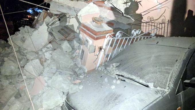 Muertos, heridos, evacuados y daños materiales por sismo en Italia