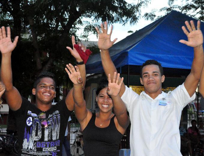 Bailables en Granma para esperar el Día Internacional de la Juventud