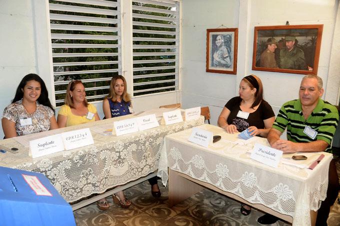 Elecciones del Poder Popular: jóvenes, de observadores a colaboradores
