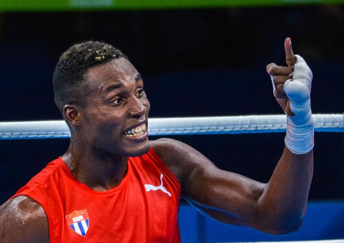 Cuba el país con más boxeadores a semifinales del Mundial