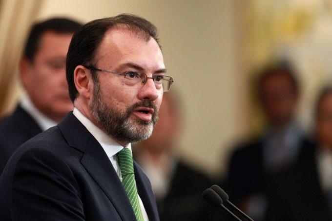 Videgaray viajará a Cuba para profundizar cooperación bilateral