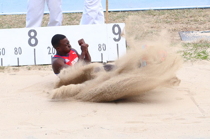 Saltador cubano buscará el podio en Mundial de atletismo