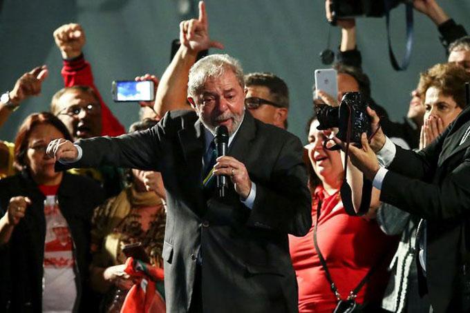 Mossoró, última escala de Lula en Río Grande del Norte