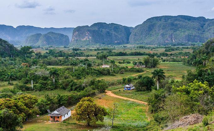 Pintoresco poblado cubano preferido por amantes del ecoturismo