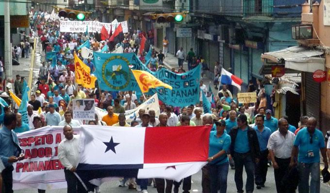 Amenaza de huelga general de maestros en Panamá