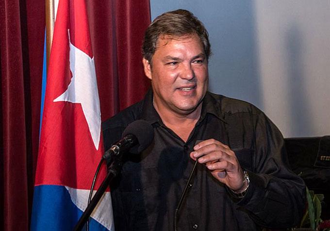 Héroe cubano agradece solidaridad argentina