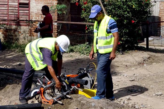 Granma sede del acto nacional por el Día del trabajador hidráulico