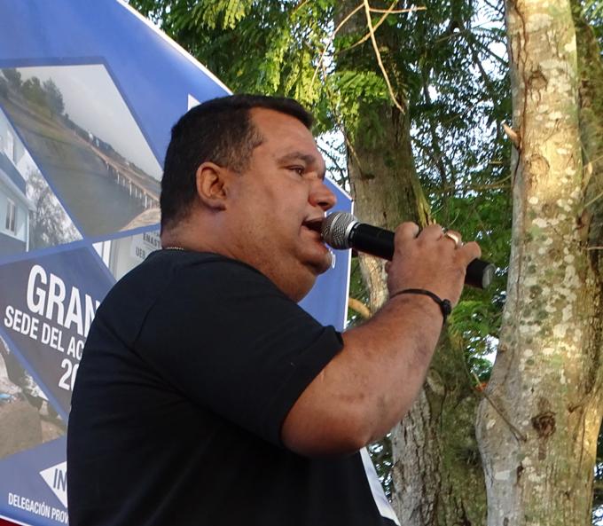 Dedican a Fidel actividad central por el Día del trabajador hidráulico (+ fotos y audios)