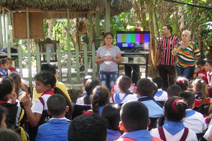 Televisión Serrana de Cuba por Multivisión