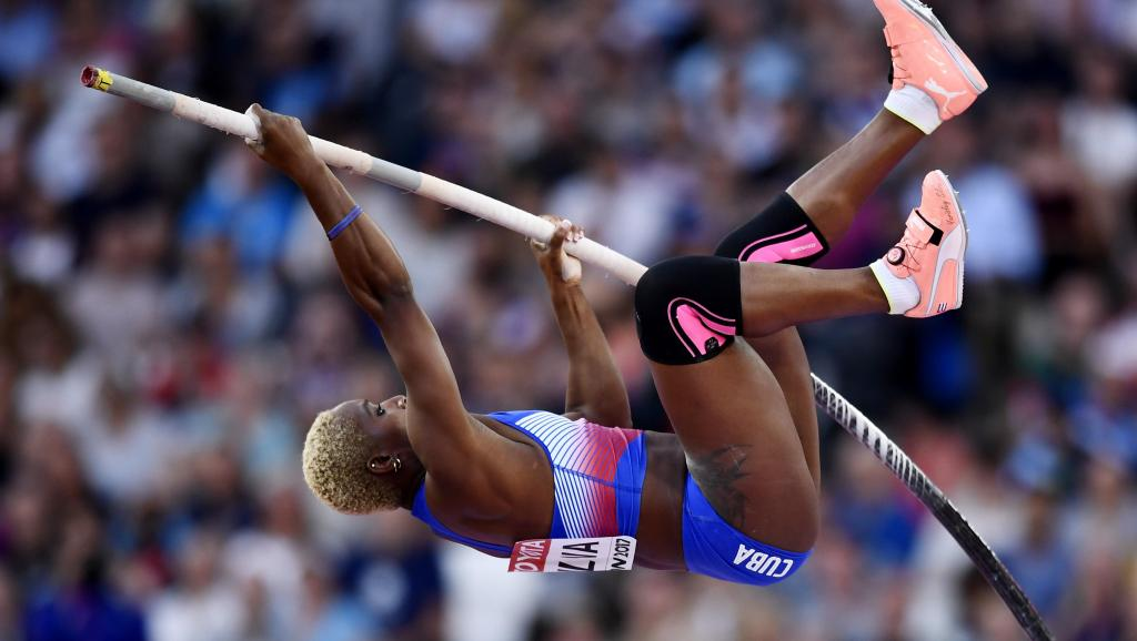 Yarisley Silva da a Cuba primera medalla en Mundial de atletismo (+ video)