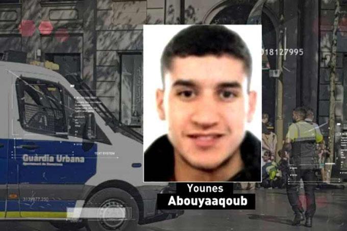 Comunican identidad de presunto autor de atentados en Cataluña