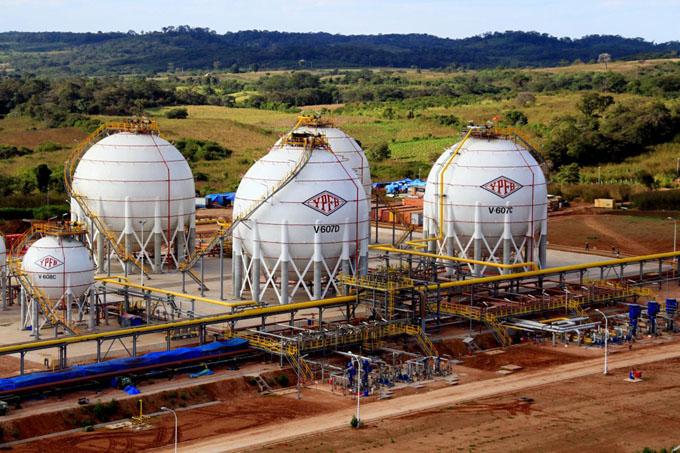 Yacimientos Petrolíferos, la fuerza que transforma Bolivia